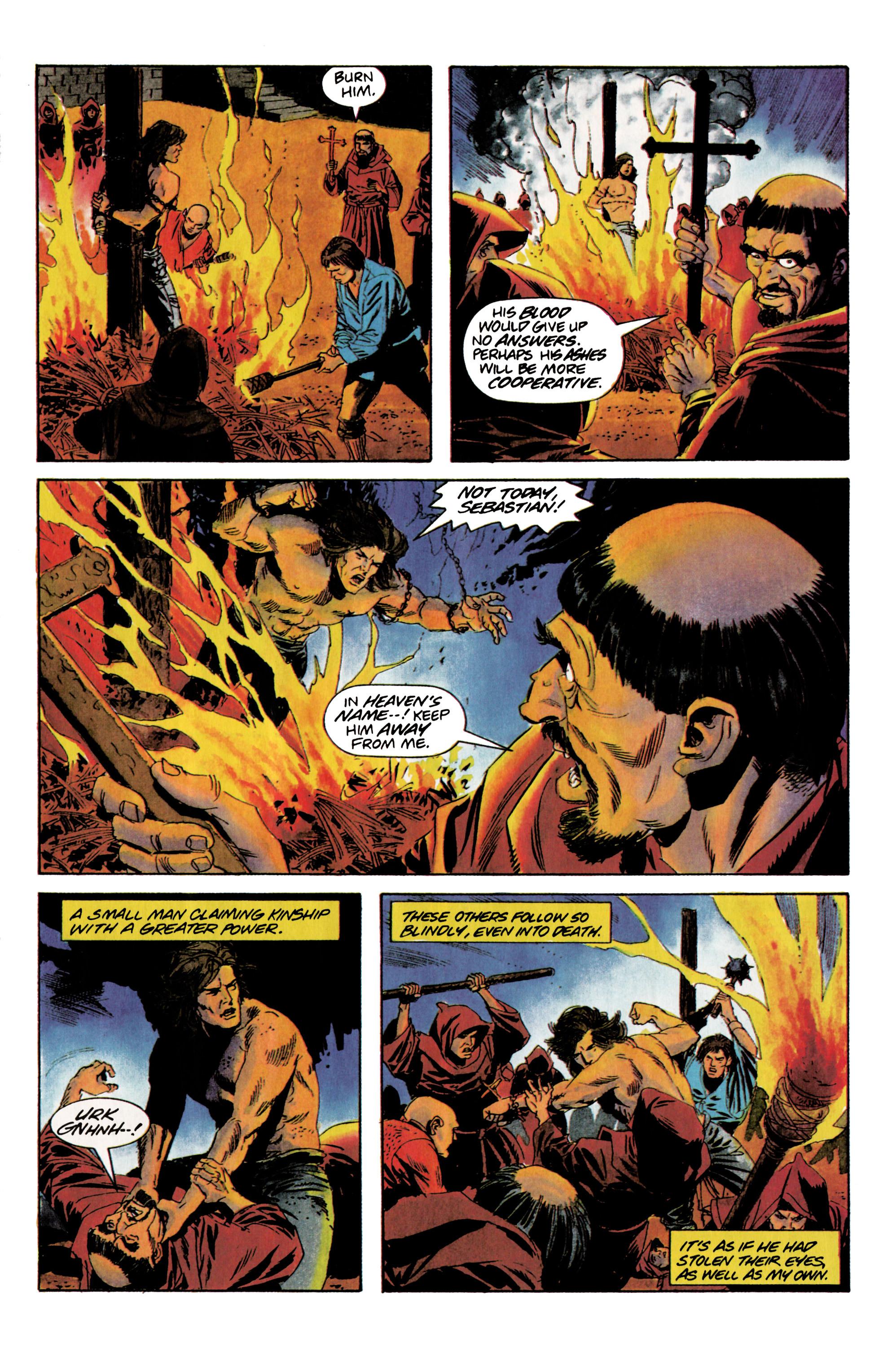 Read online Eternal Warrior (1992) comic -  Issue #5 - 4