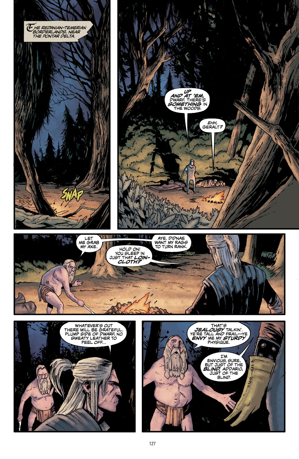 Read online The Witcher Omnibus comic -  Issue # TPB (Part 2) - 29