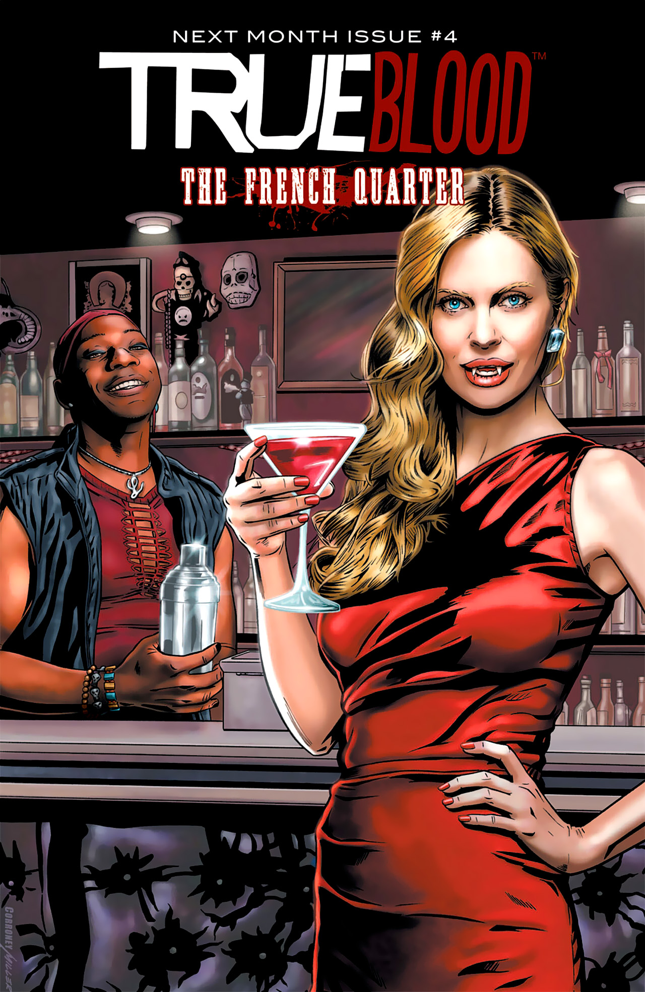 Read online True Blood: French Quarter comic -  Issue #3 - 27