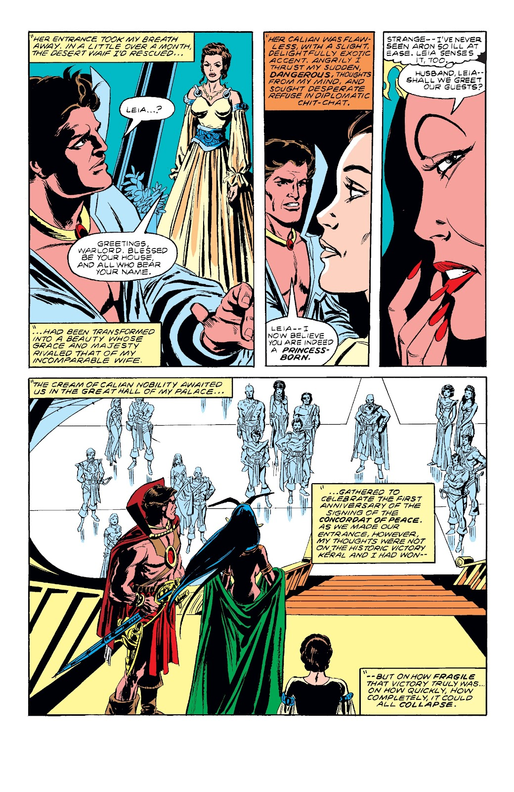 Read online Star Wars Legends: The Original Marvel Years - Epic Collection comic -  Issue # TPB 3 (Part 4) - 28