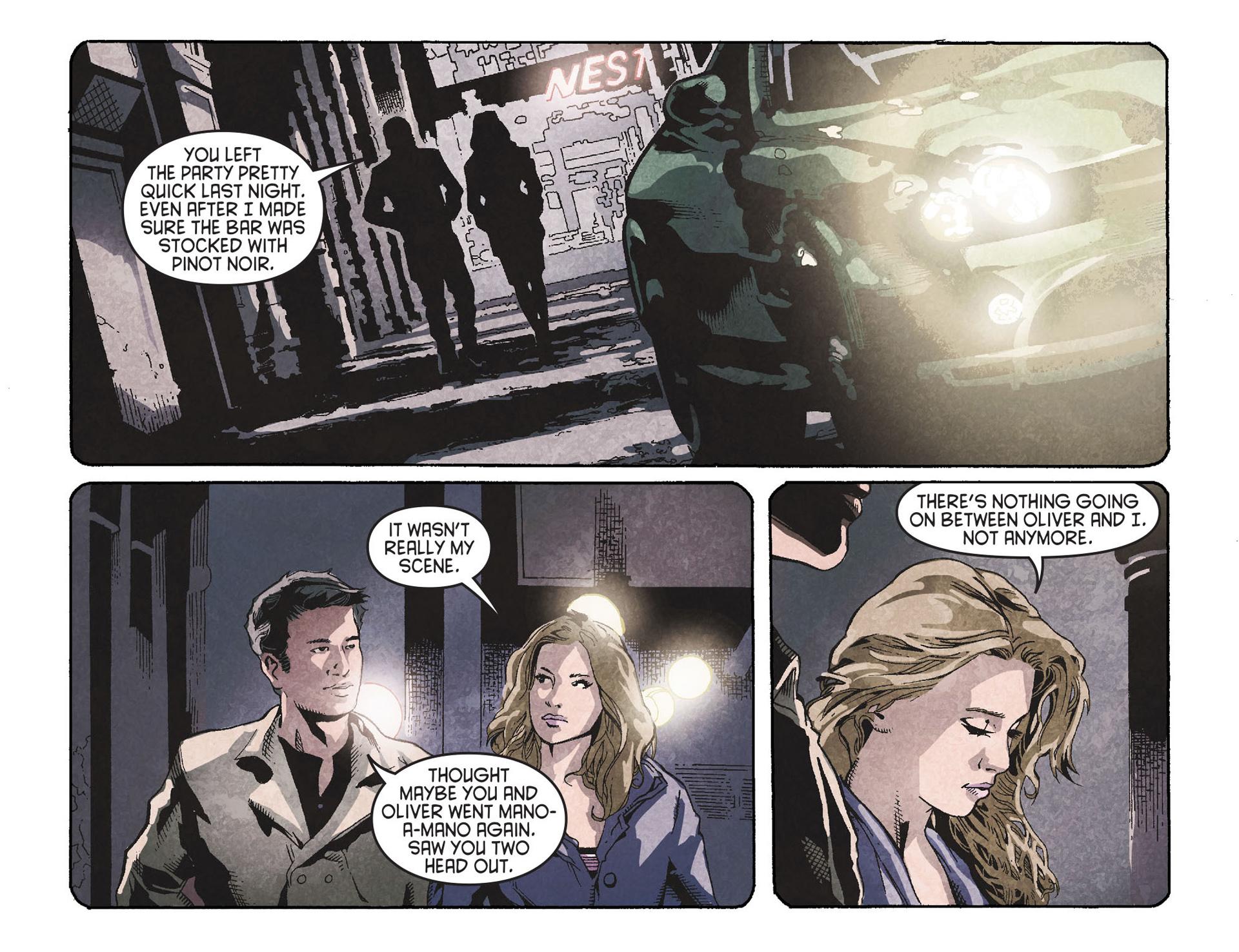 Read online Arrow [II] comic -  Issue #26 - 19