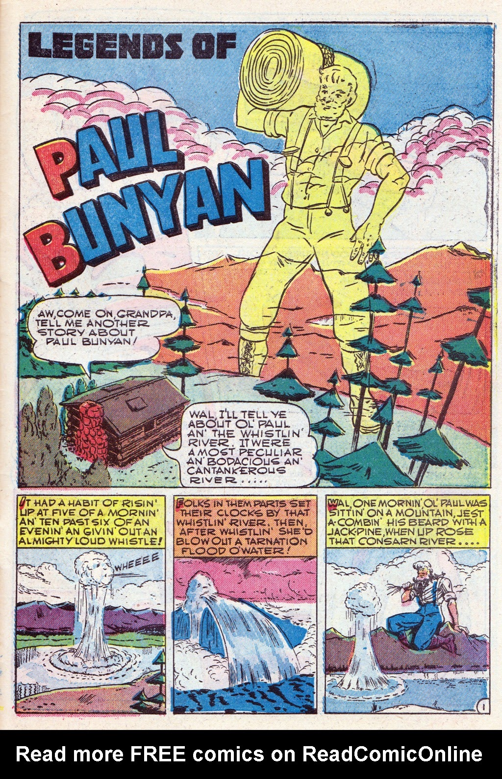Cowboy Western Comics (1948) issue 18 - Page 31