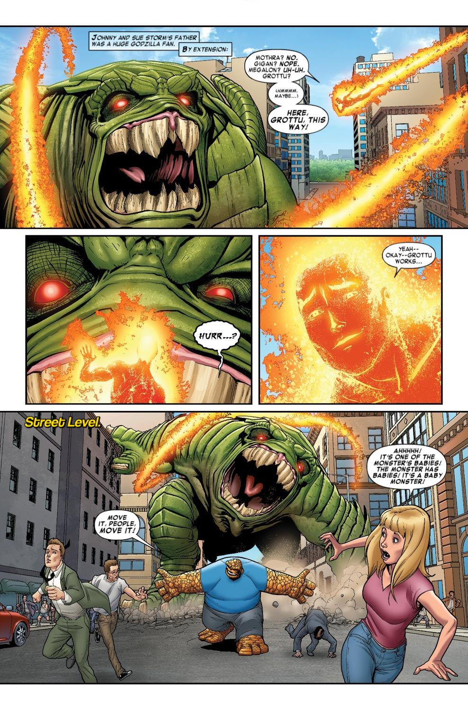 Read online Fantastic Four: Season One comic -  Issue # TPB - 43