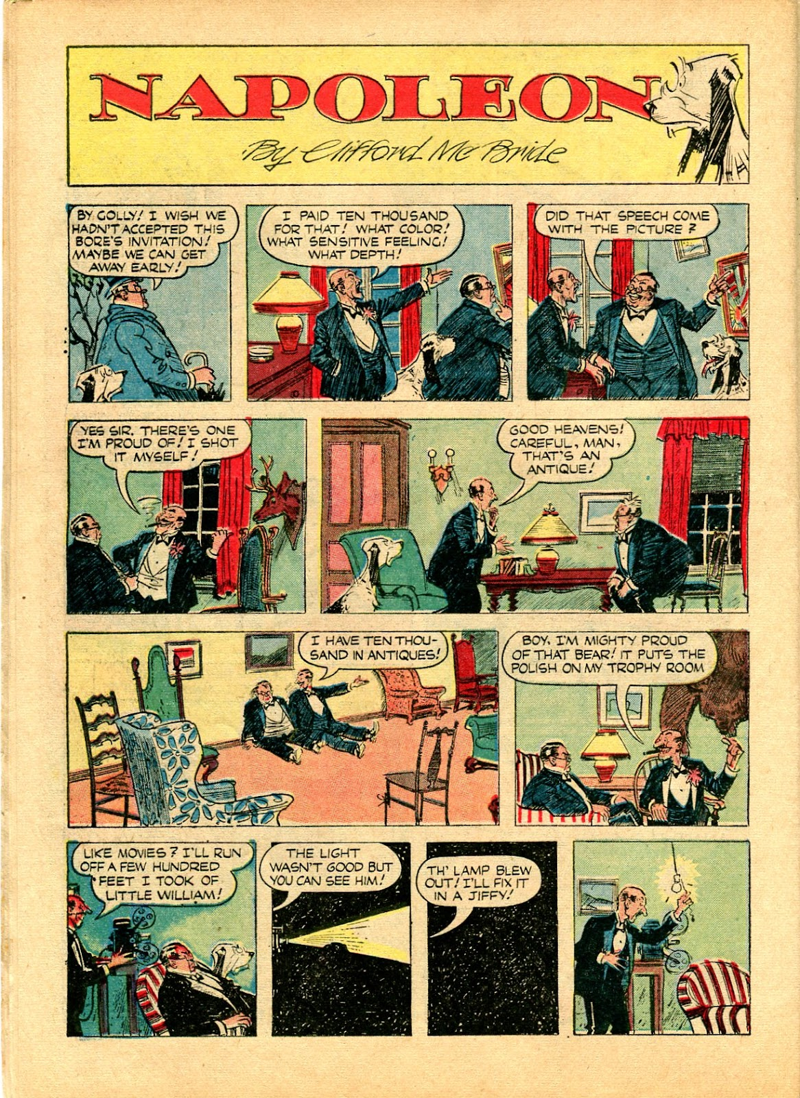 Read online Famous Funnies comic -  Issue #102 - 42