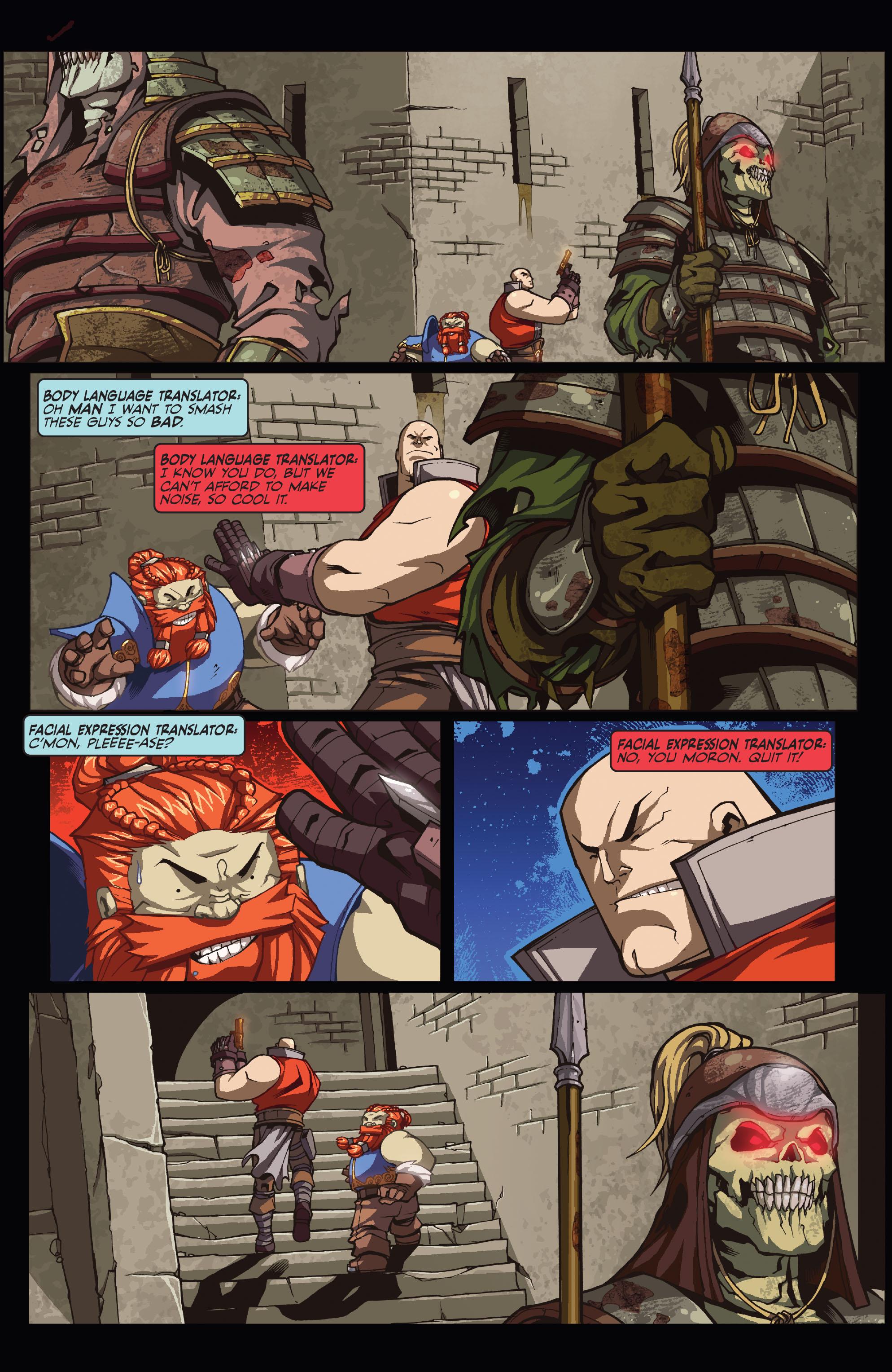 Read online Skullkickers comic -  Issue #3 - 15