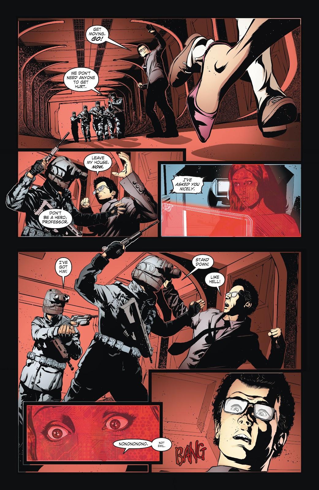 Read online Smallville Season 11 [II] comic -  Issue # TPB 6 - 33