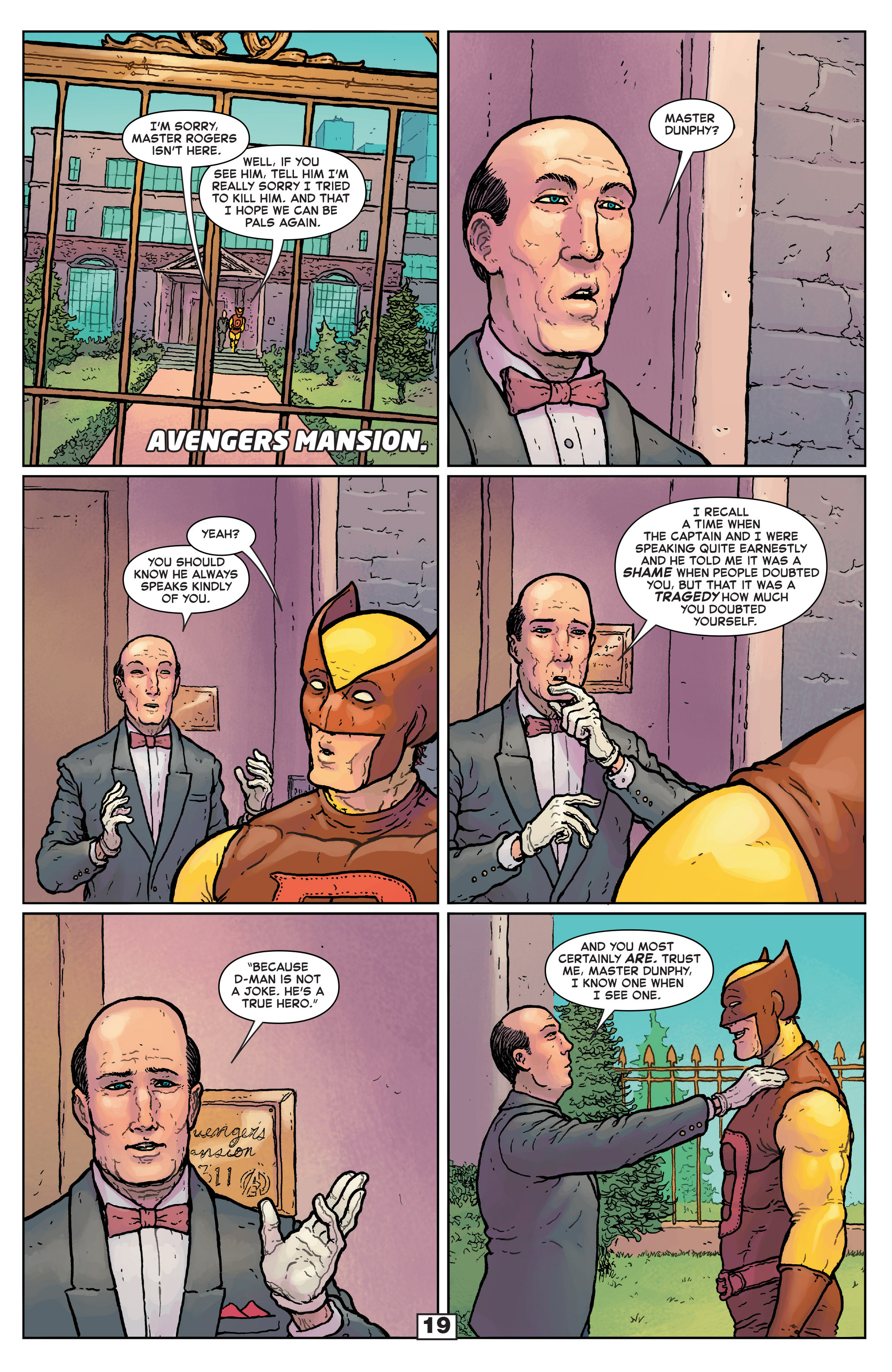 Read online Secret Wars Too comic -  Issue # Full - 21