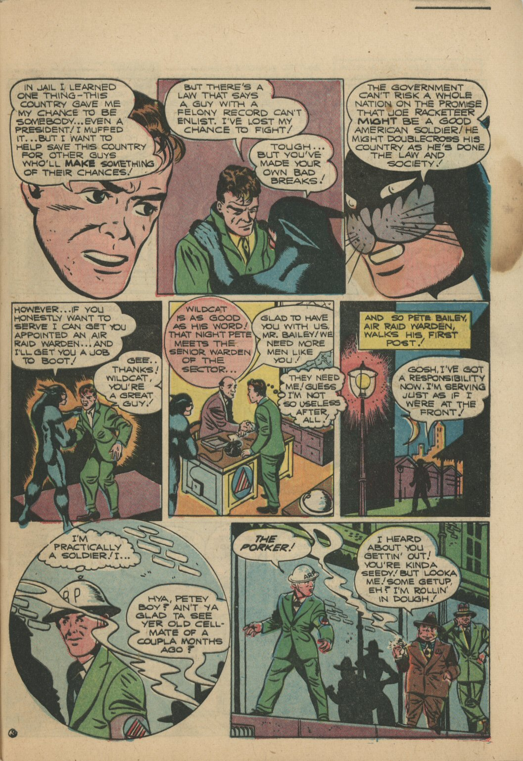 Read online Sensation (Mystery) Comics comic -  Issue #21 - 49