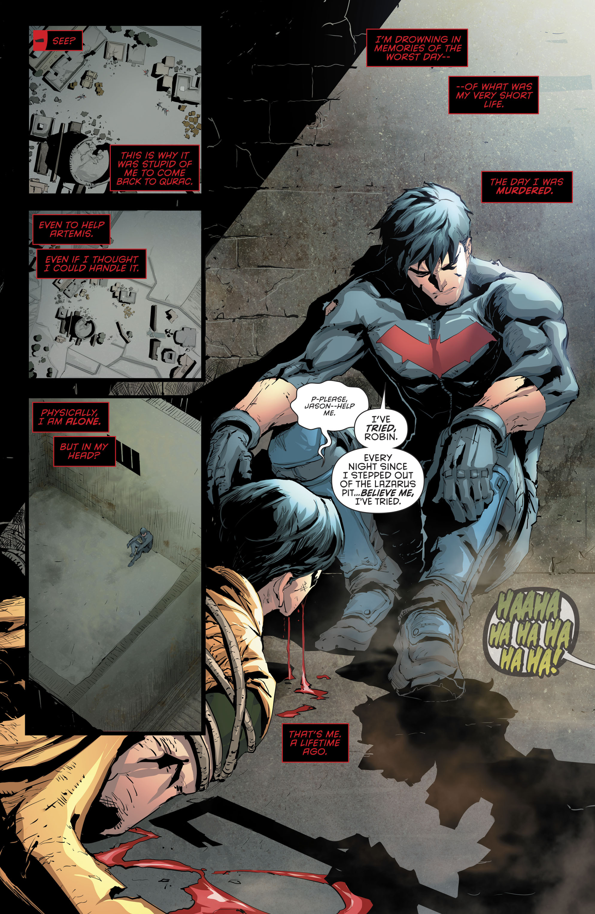 Read online Red Hood and the Outlaws (2016) comic -  Issue #10 - 7