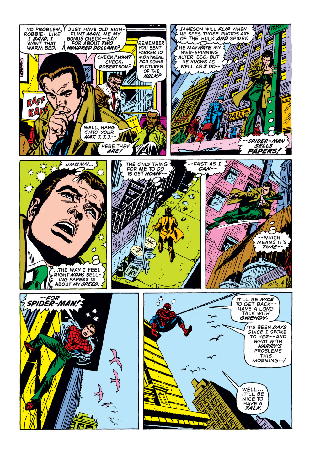 The Amazing Spider-Man (1963) 121 Page 8