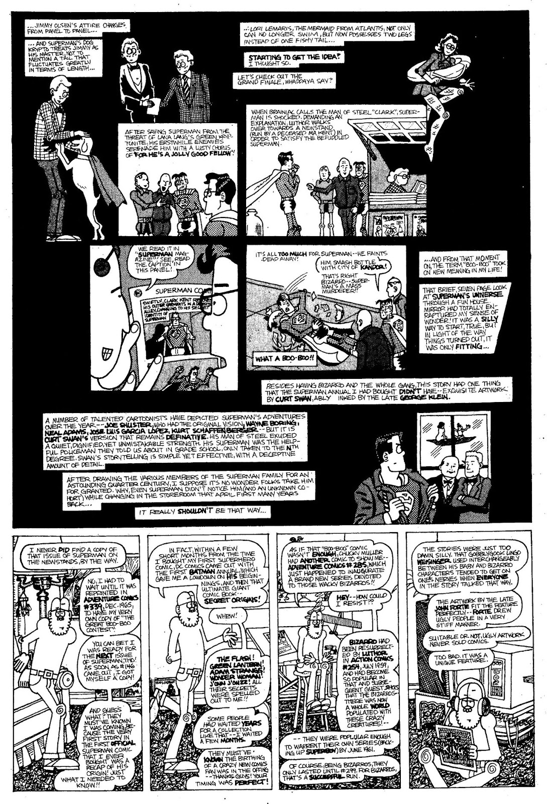 Read online The Nearly Complete Essential Hembeck Archives Omnibus comic -  Issue # TPB (Part 2) - 62