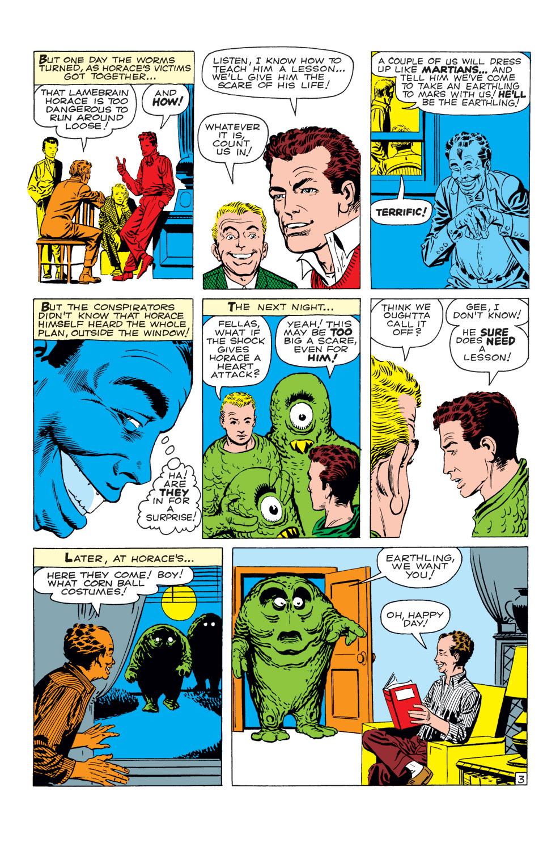 Read online Amazing Adventures (1961) comic -  Issue #5 - 24