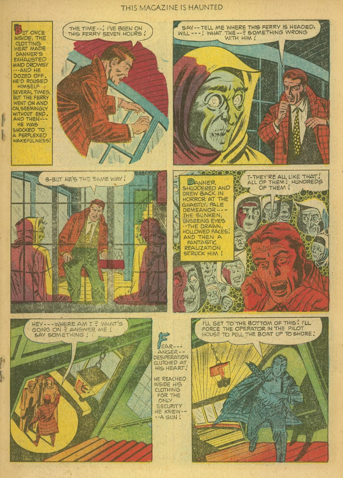 Read online This Magazine Is Haunted comic -  Issue #1 - 19