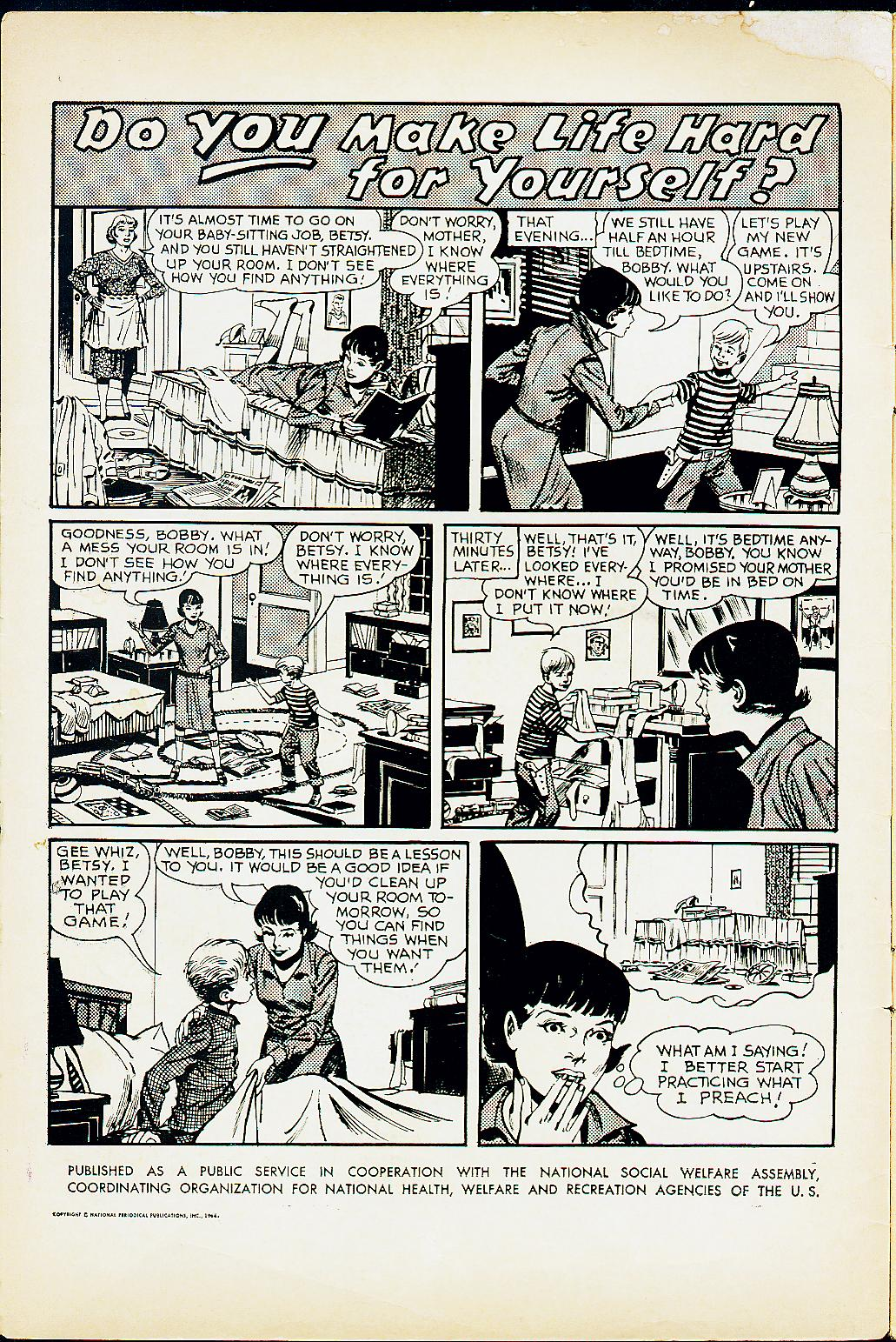 Metamorpho (1965) issue 5 - Page 2