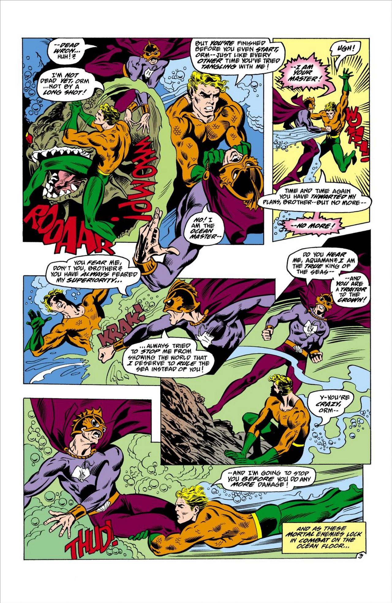 Read online Aquaman (1962) comic -  Issue #63 - 4