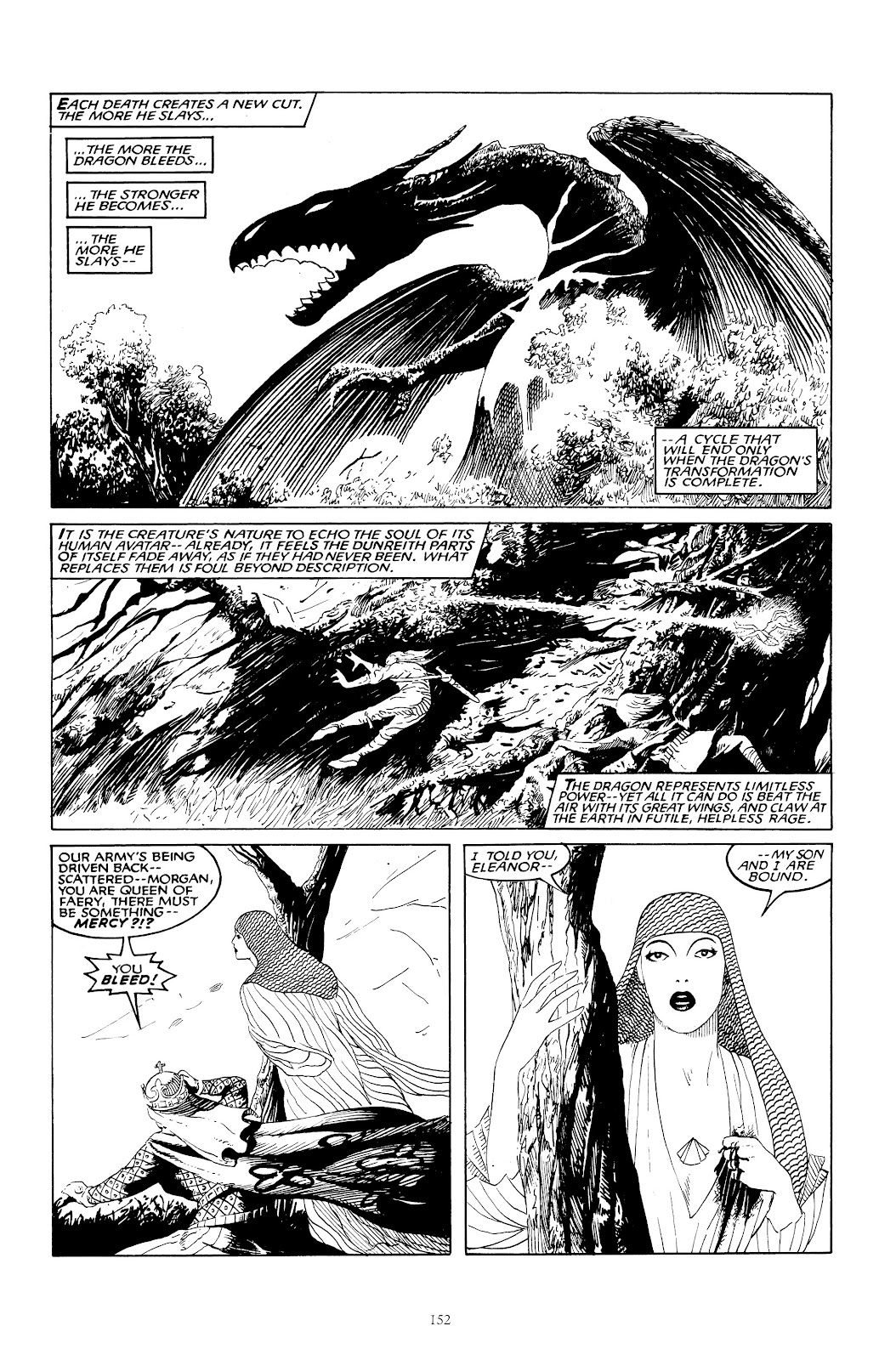 Read online The Black Dragon (2014) comic -  Issue # TPB (Part 2) - 53