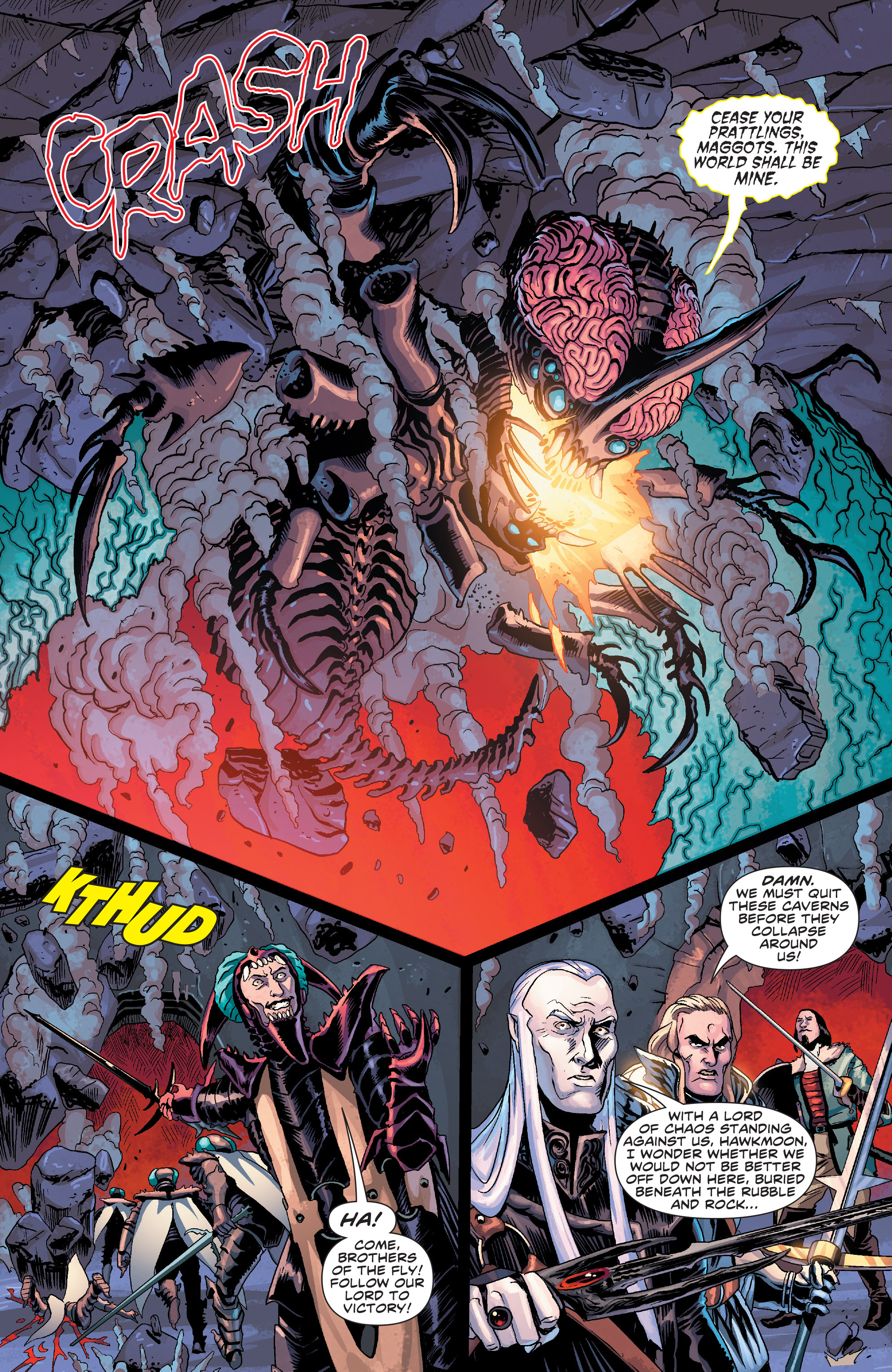 Read online Elric: The Balance Lost comic -  Issue # TPB 2 - 9