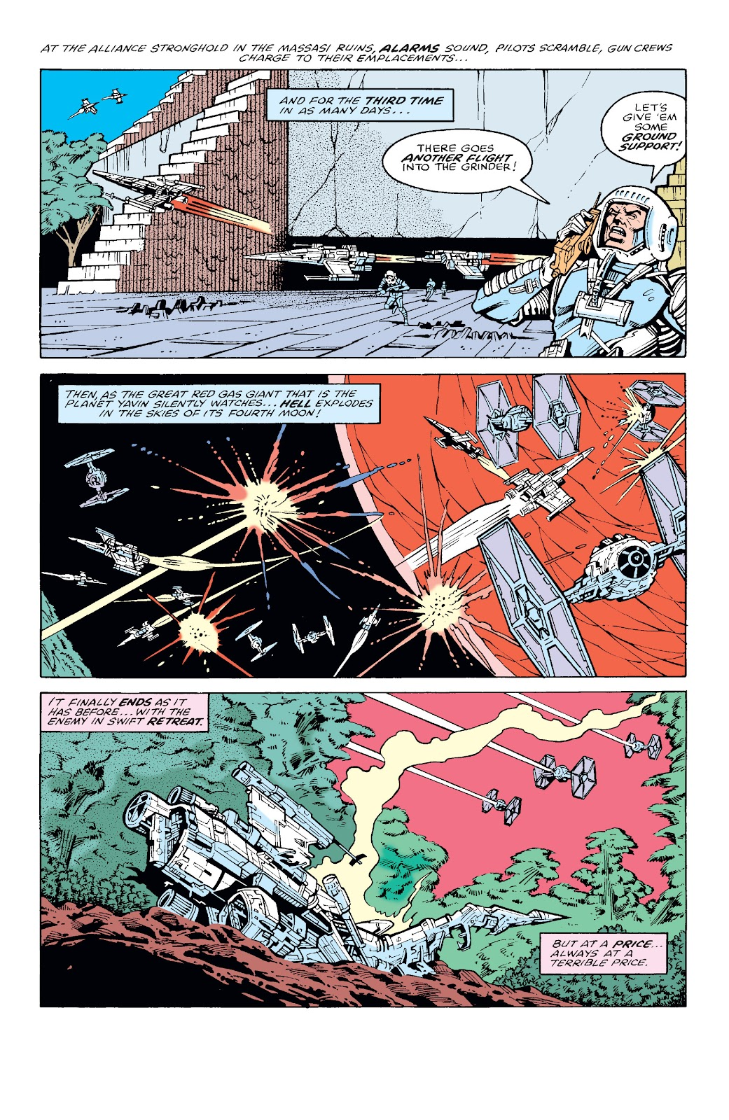 Read online Star Wars Legends: The Original Marvel Years - Epic Collection comic -  Issue # TPB 2 (Part 1) - 26