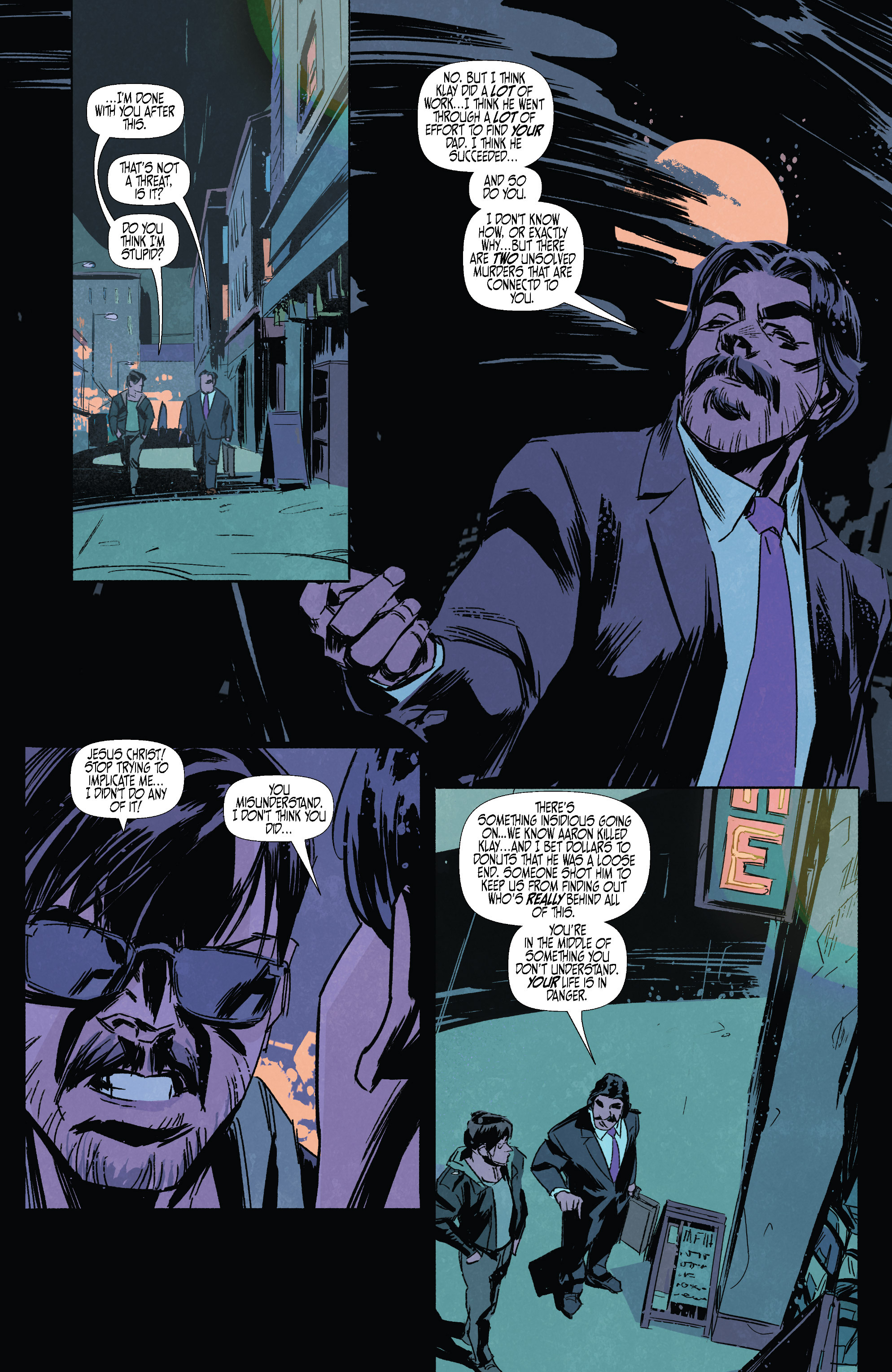 Read online Sons of the Devil comic -  Issue #7 - 15