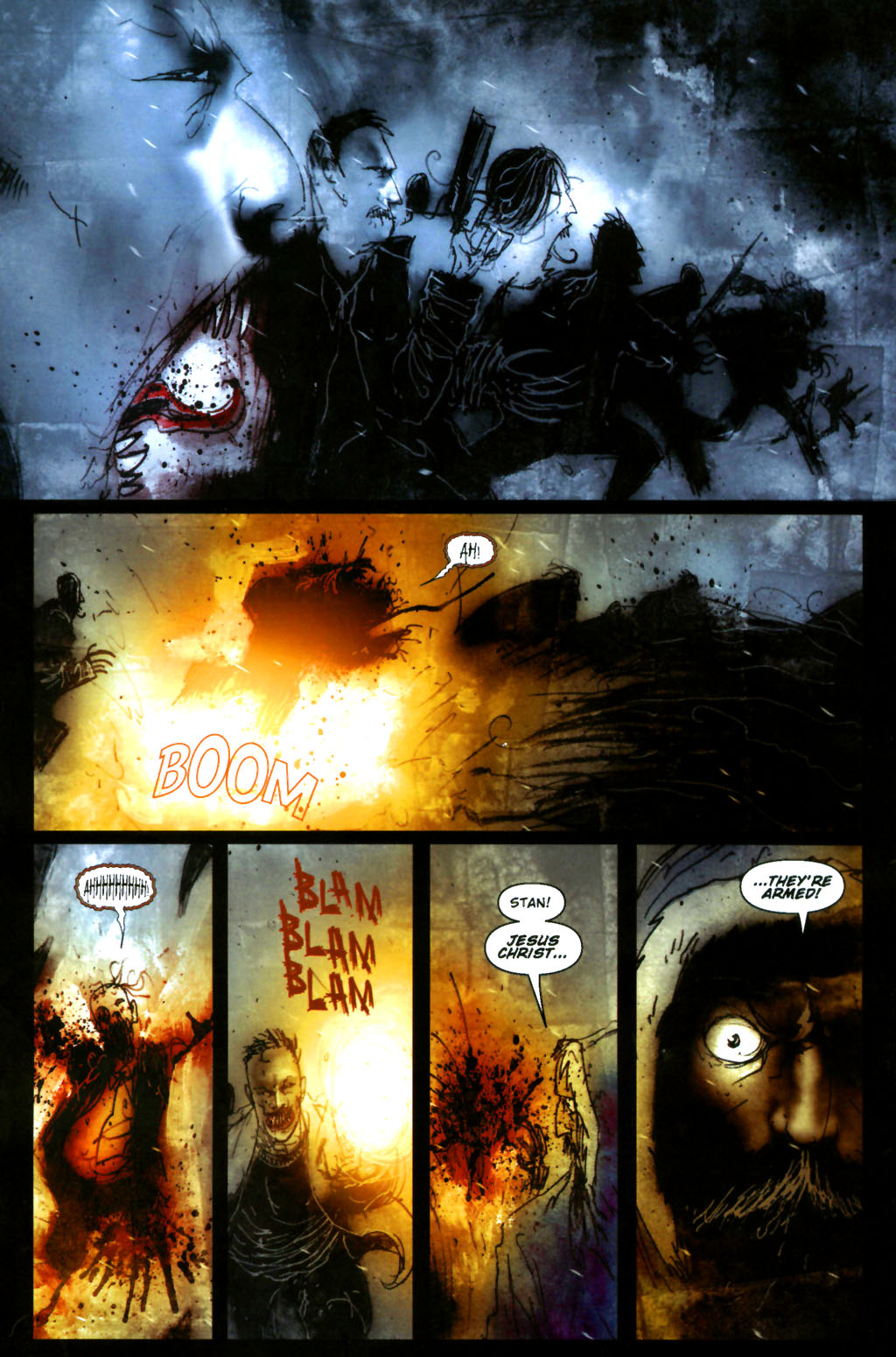 Read online 30 Days of Night: Return to Barrow comic -  Issue #4 - 14