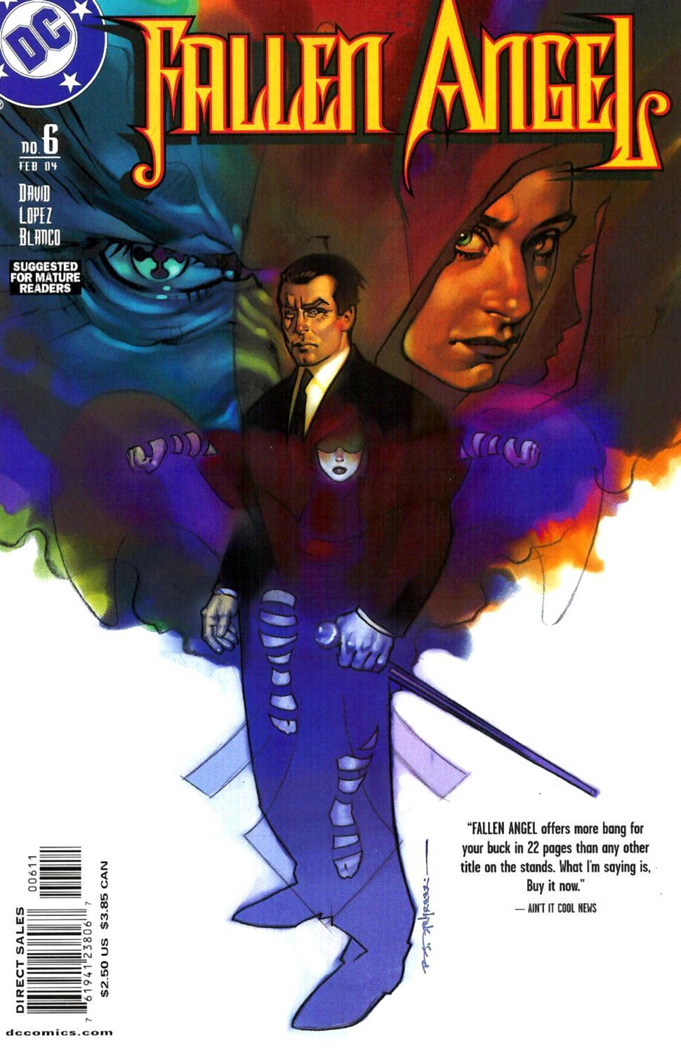 Read online Fallen Angel (2003) comic -  Issue #6 - 1