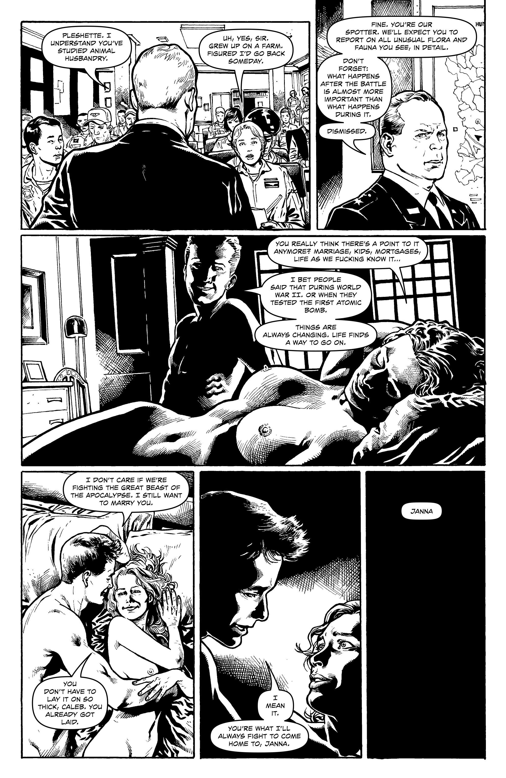 Read online Alan Moore's Cinema Purgatorio comic -  Issue #2 - 48