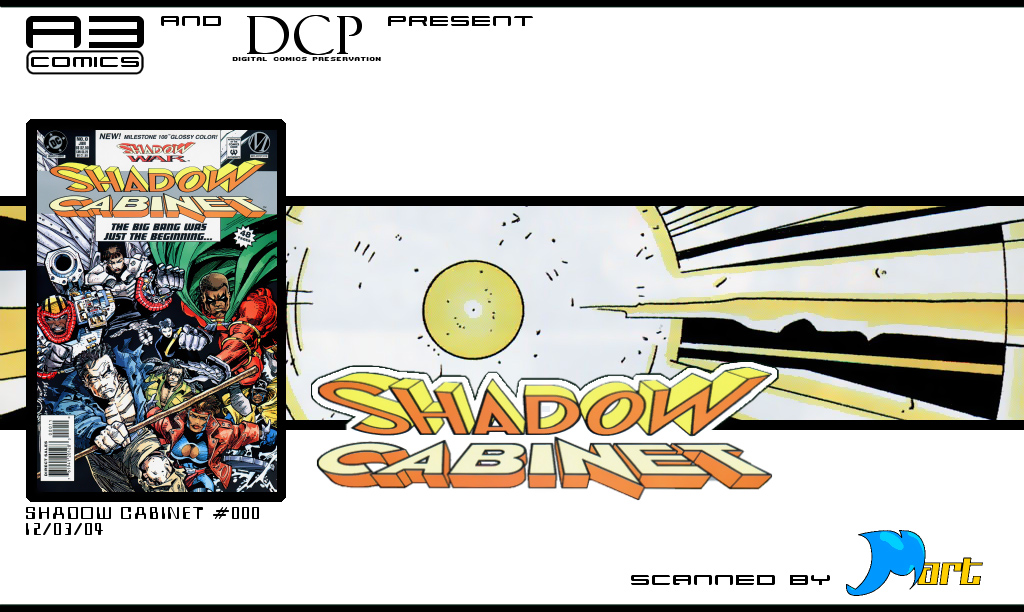 Read online Shadow Cabinet comic -  Issue #0 - 42