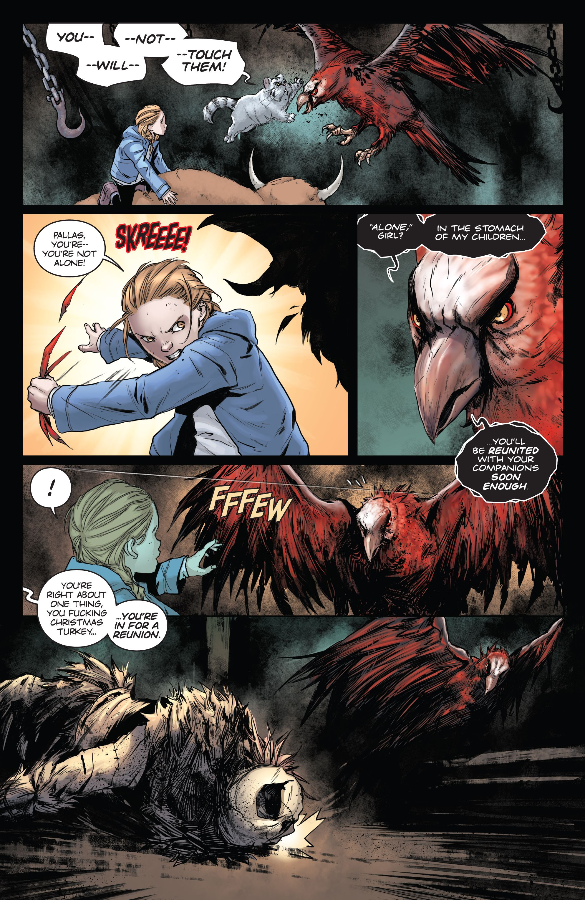 Read online Animosity comic -  Issue #7 - 5
