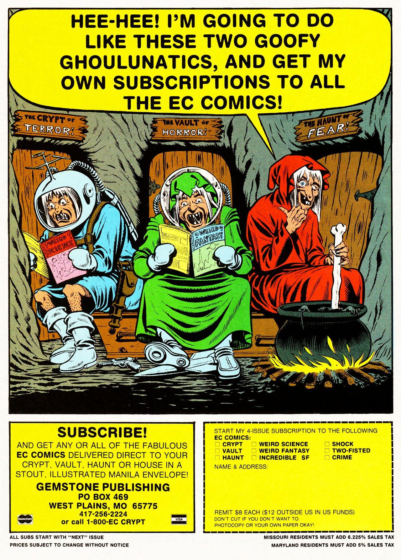Read online Shock SuspenStories comic -  Issue #10 - 34