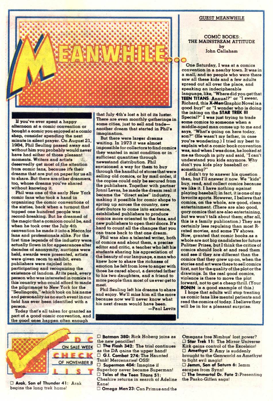 Read online Amethyst (1985) comic -  Issue #2 - 27