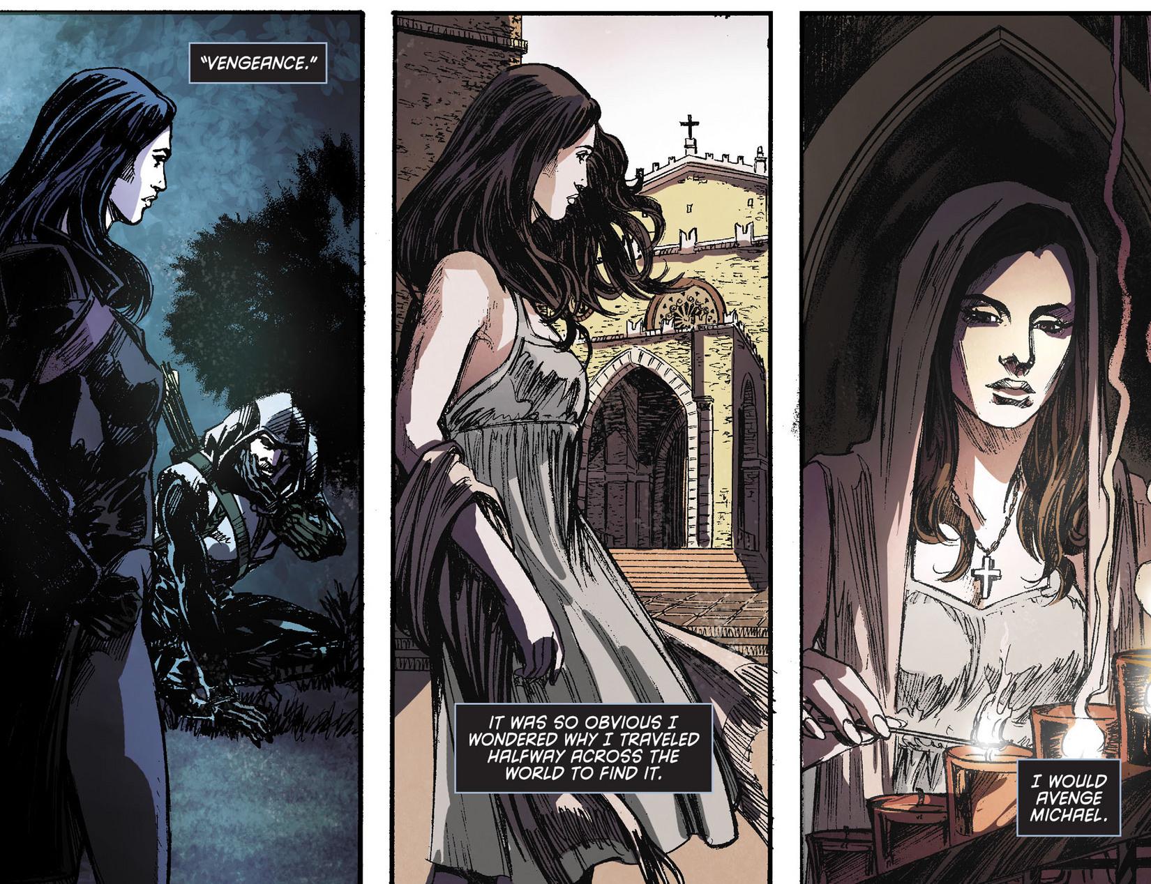 Read online Arrow [II] comic -  Issue #11 - 10