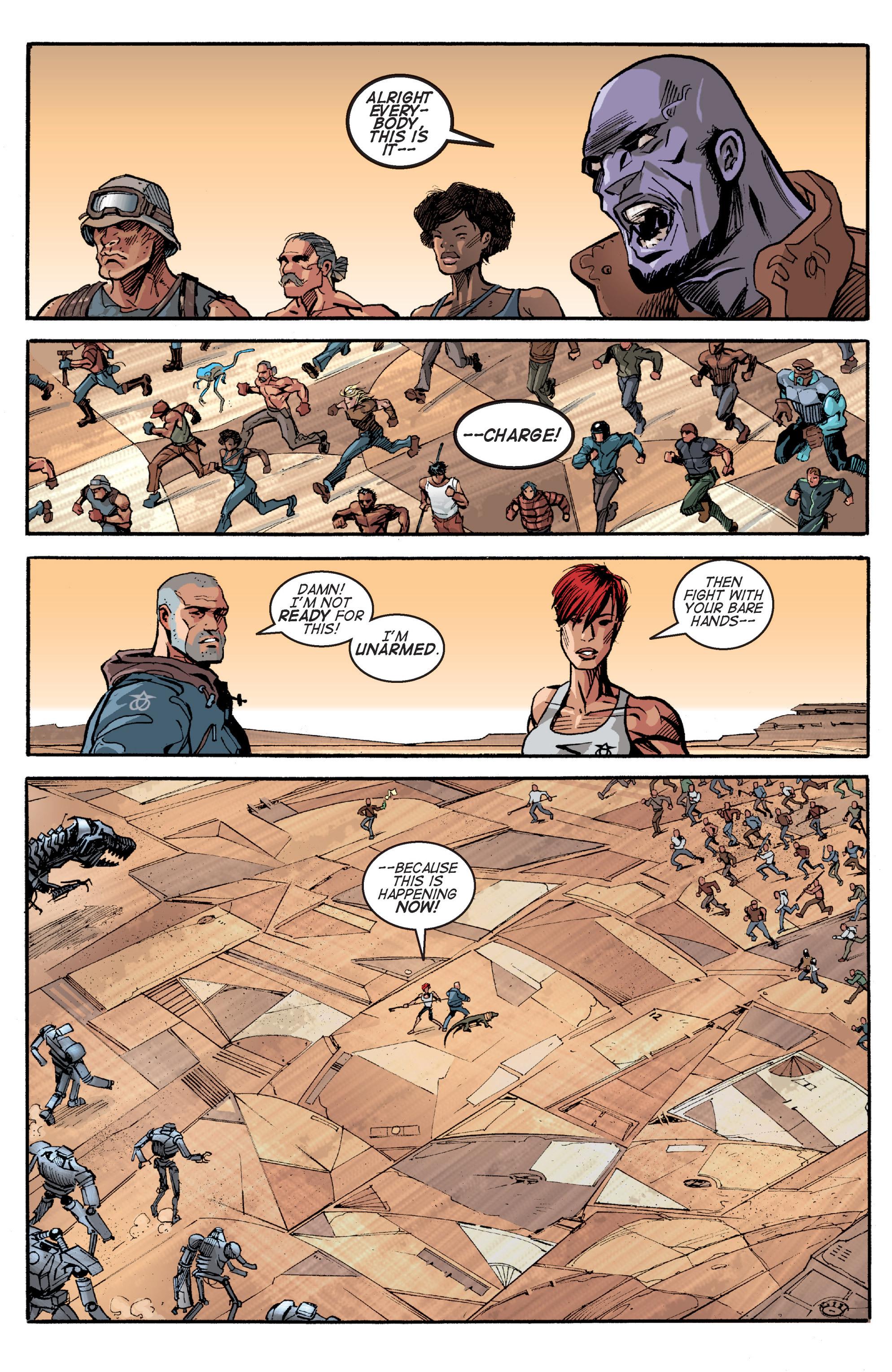 Read online Planetoid comic -  Issue # TPB - 143