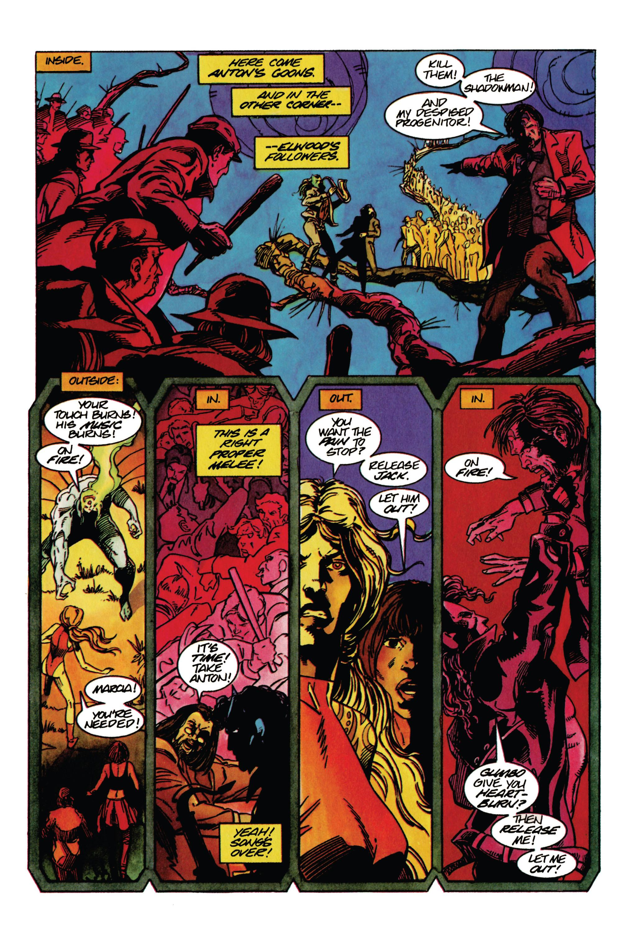 Read online Shadowman (1992) comic -  Issue #32 - 20