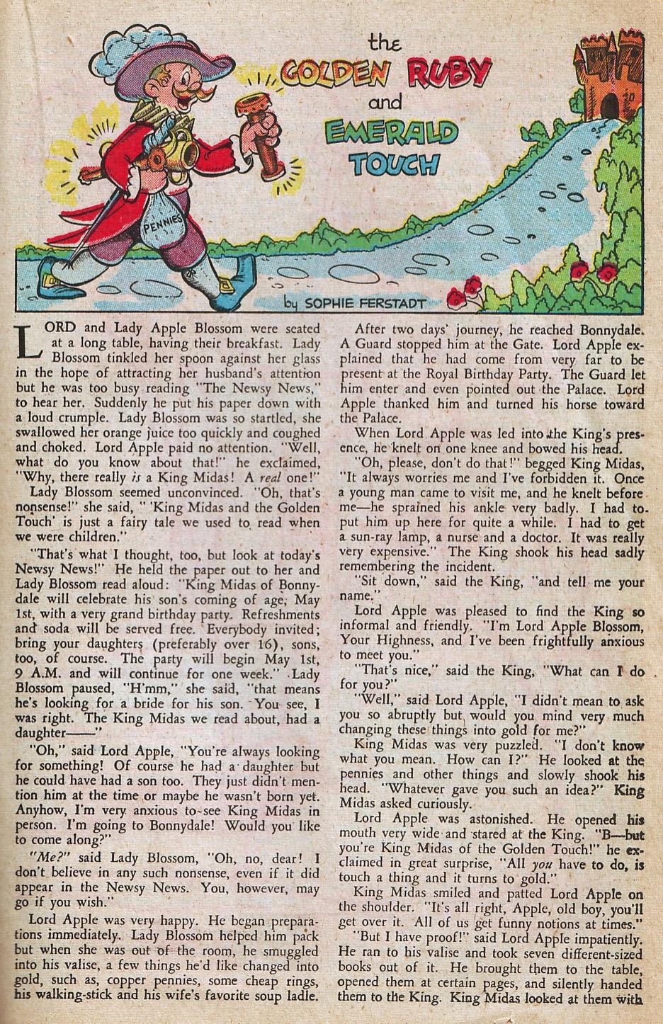 Jingle Jangle Comics issue 15 - Page 33