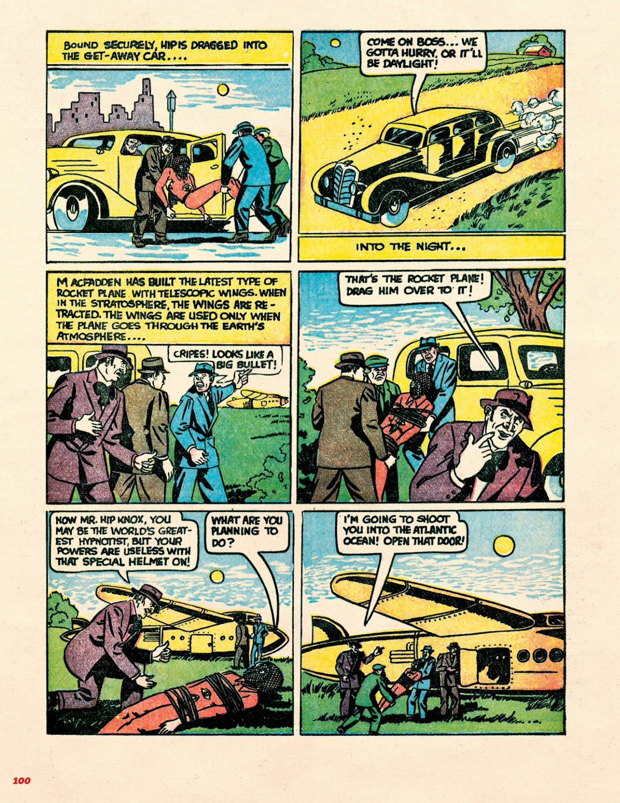 Read online Super Weird Heroes comic -  Issue # TPB 2 (Part 1) - 100