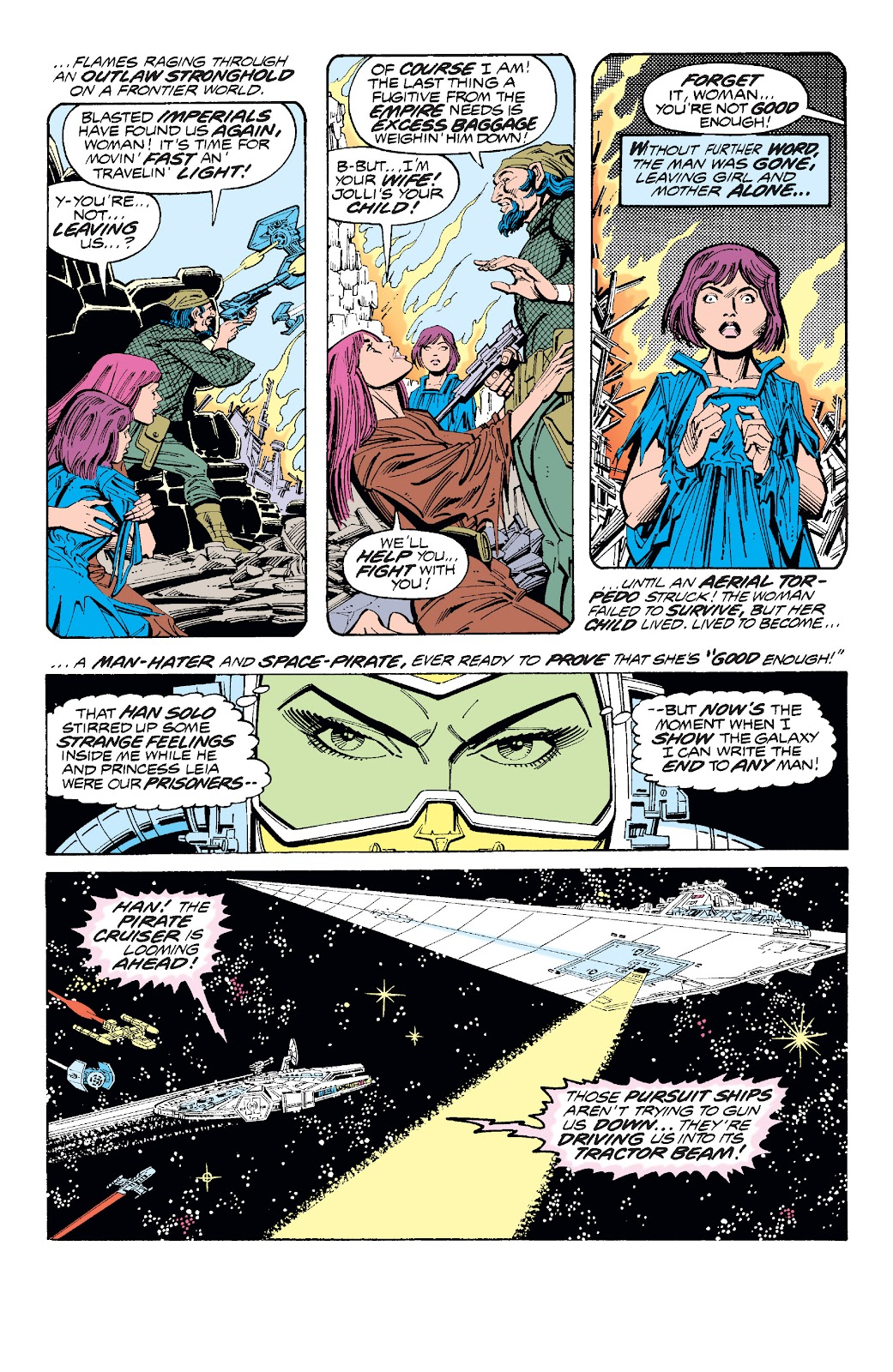 Read online Star Wars Legends: The Original Marvel Years - Epic Collection comic -  Issue # TPB 1 (Part 3) - 70