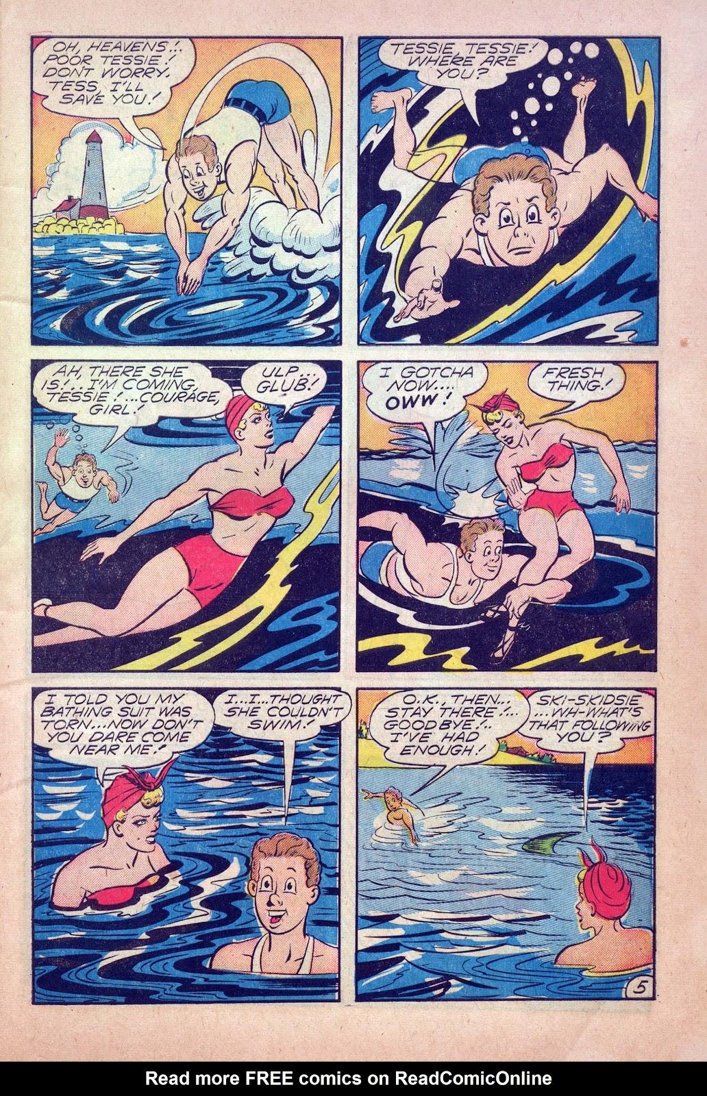 Read online Joker Comics comic -  Issue #17 - 7