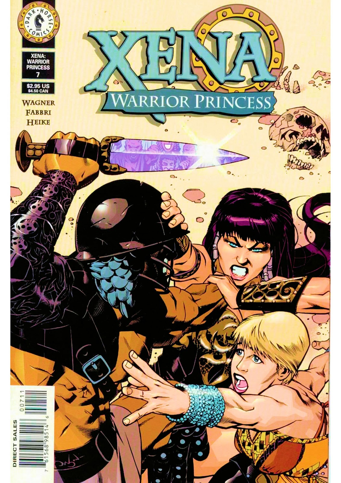 Xena: Warrior Princess (1999) Issue #7 #7 - English 2
