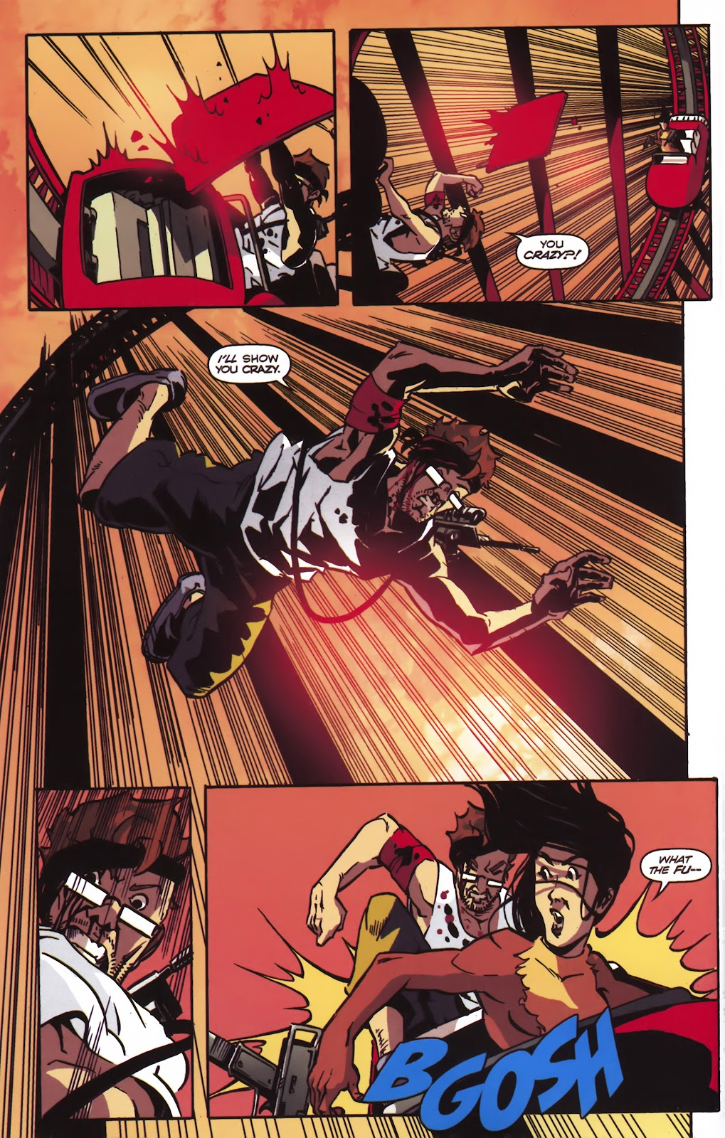 Read online Ricky Rouse Has A Gun comic -  Issue # TPB (Part 2) - 55
