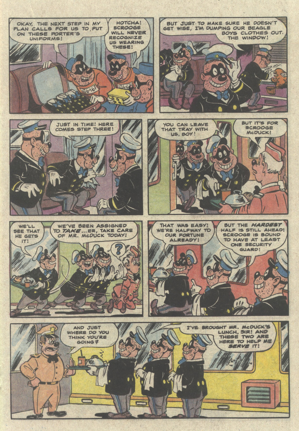 Read online Uncle Scrooge (1953) comic -  Issue #228 - 17