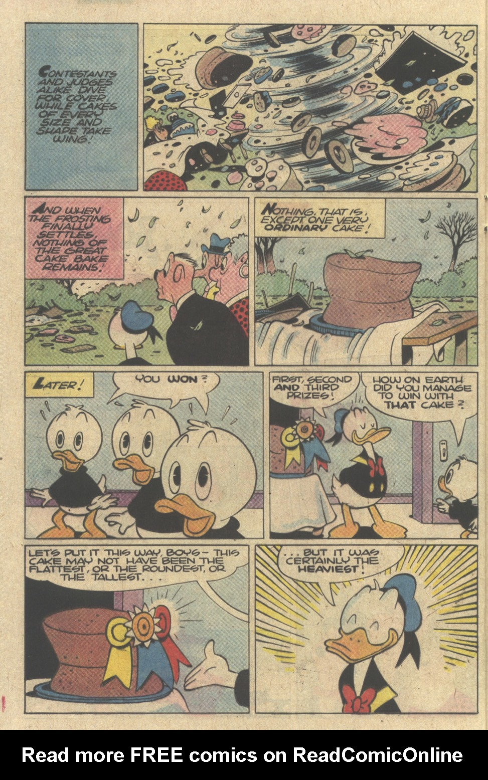 Walt Disney's Donald Duck (1986) issue 272 - Page 20