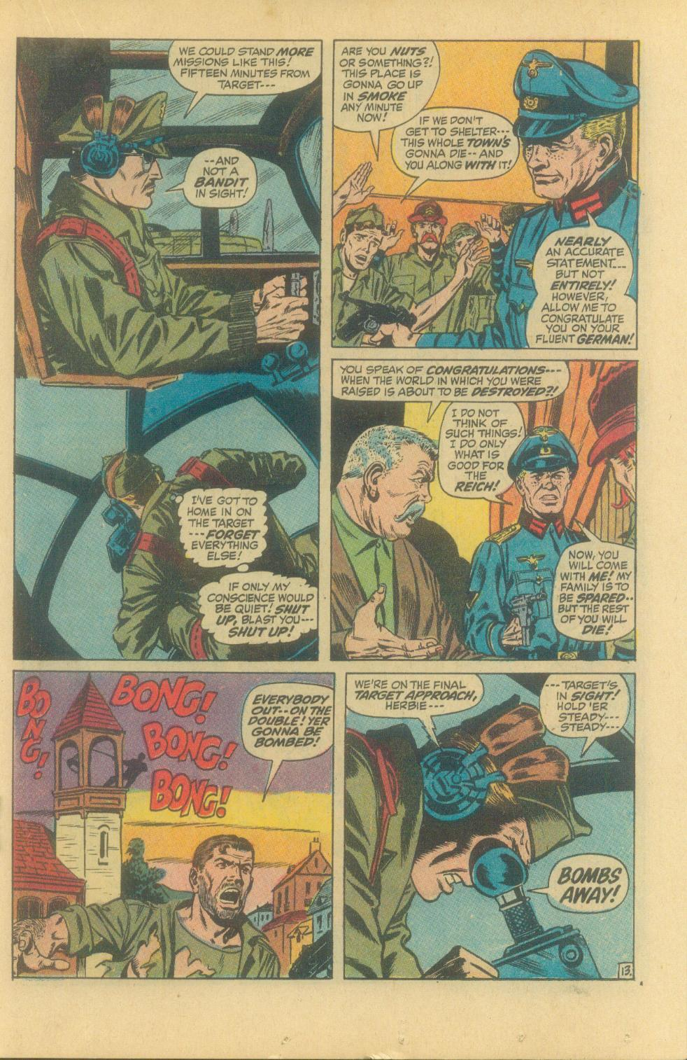 Read online Sgt. Fury comic -  Issue #94 - 19