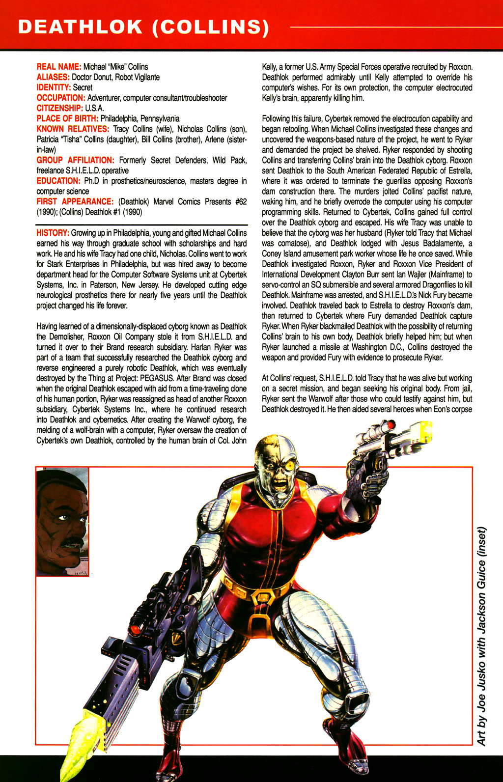 Read online All-New Official Handbook of the Marvel Universe A to Z comic -  Issue #3 - 30