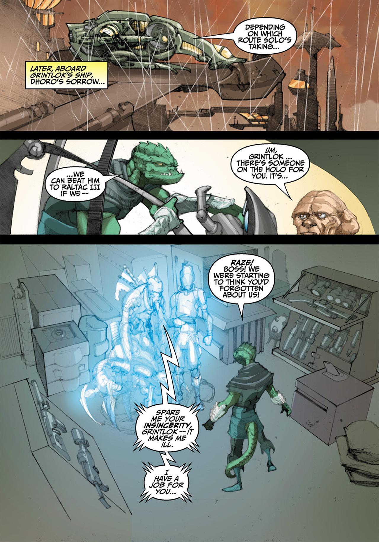 Read online Star Wars Omnibus comic -  Issue # Vol. 33 - 108