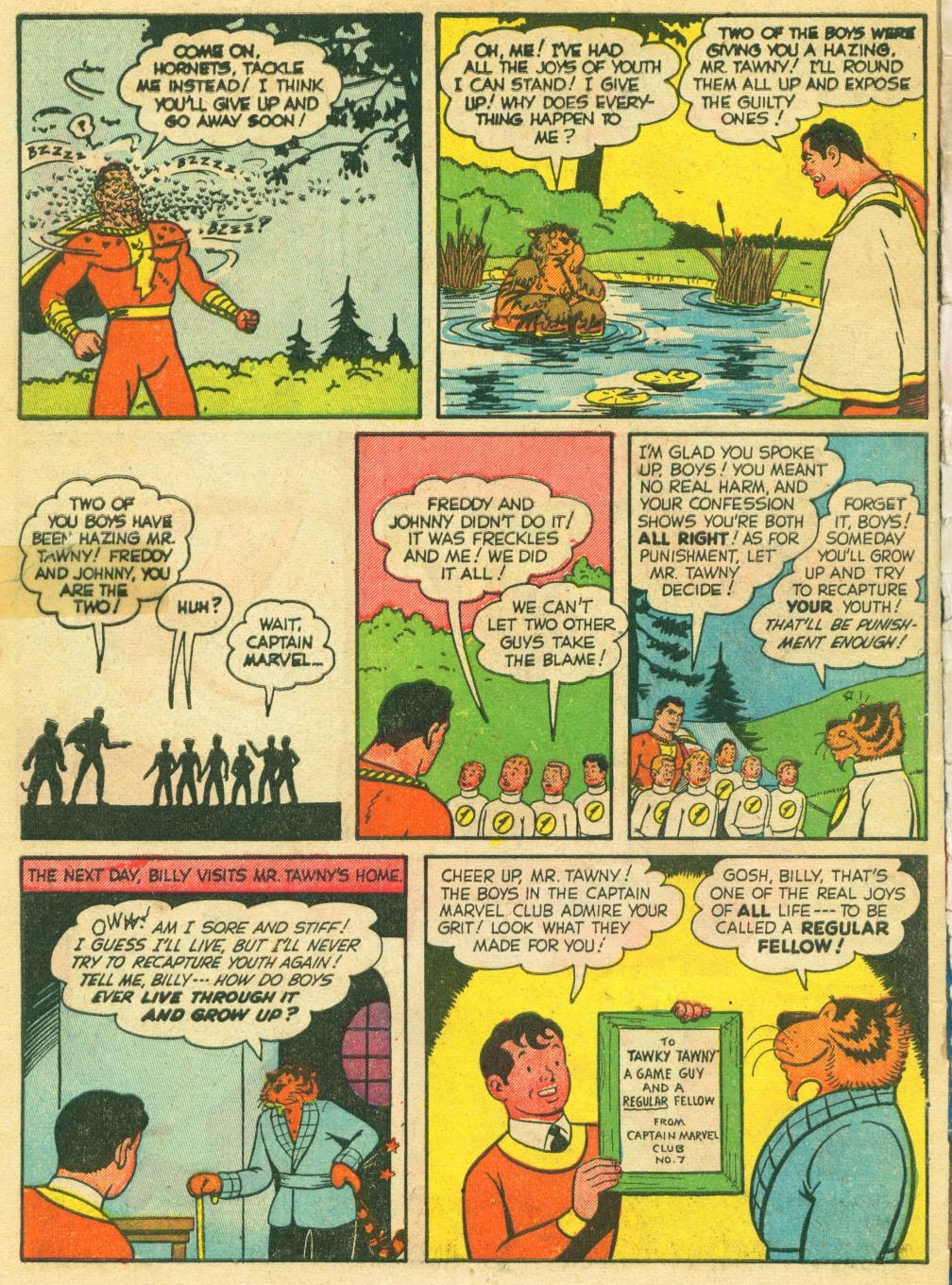 Captain Marvel Adventures issue 131 - Page 34