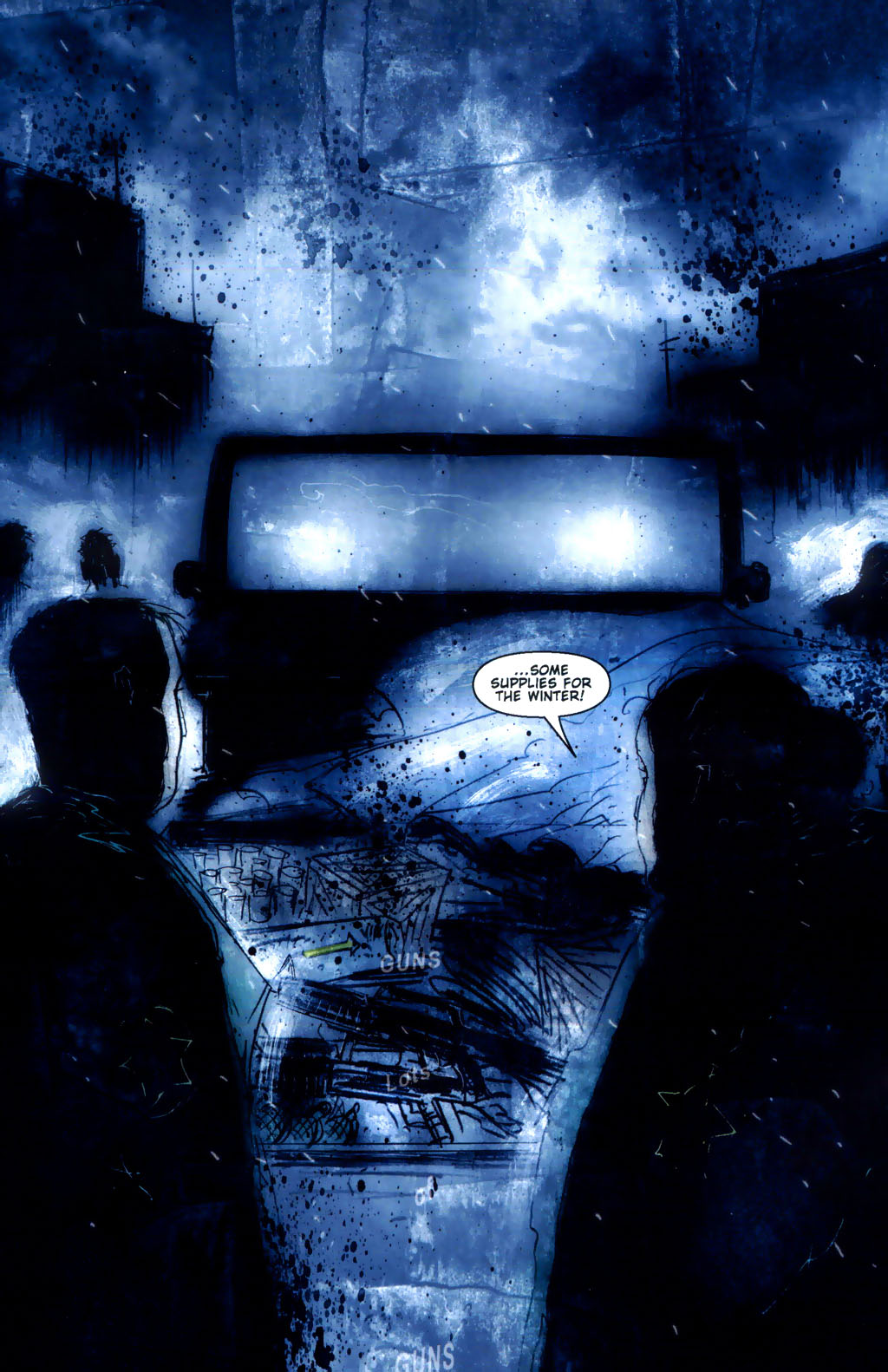 Read online 30 Days of Night: Return to Barrow comic -  Issue #3 - 10