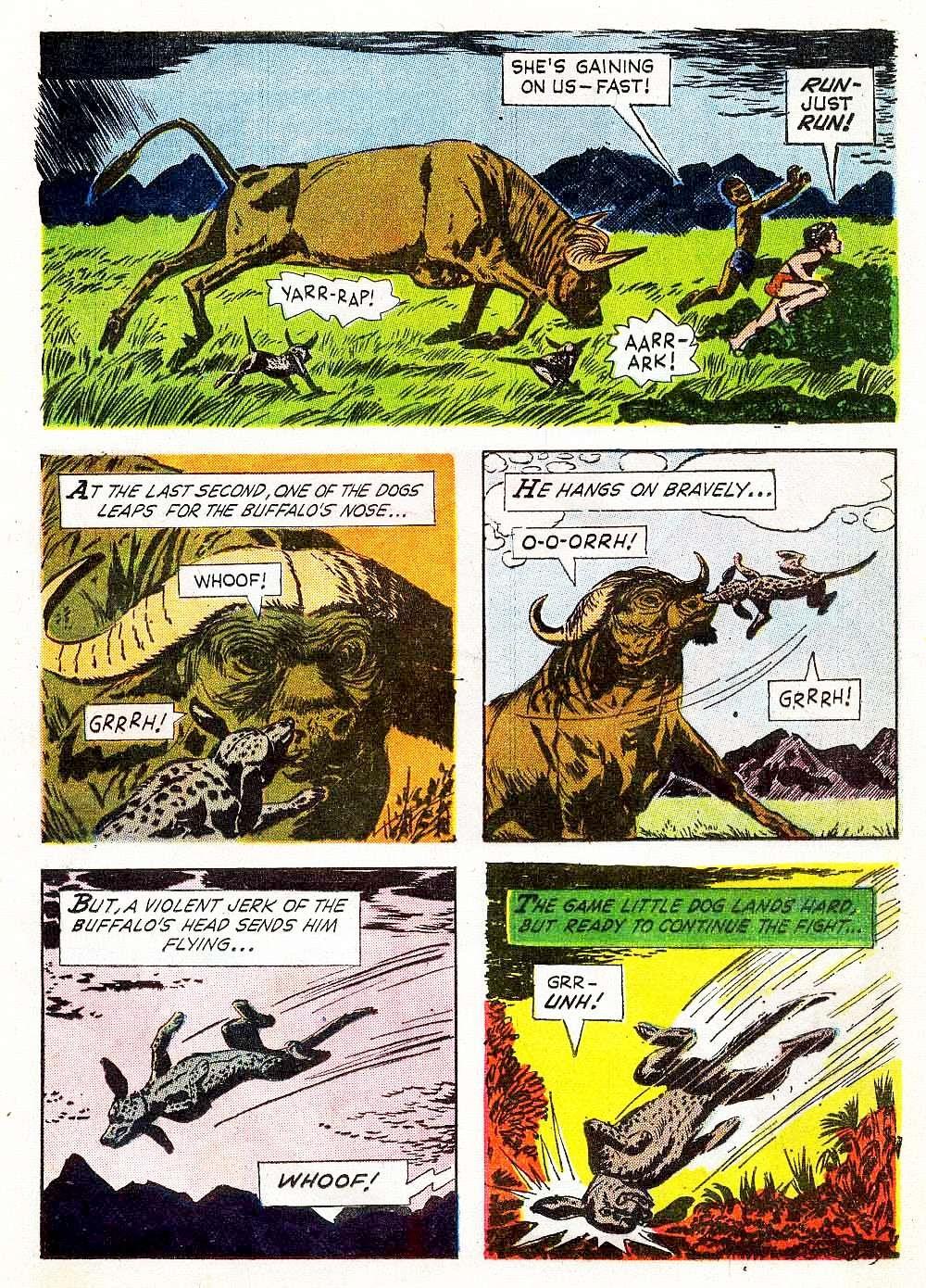 Tarzan (1962) issue 136 - Page 21
