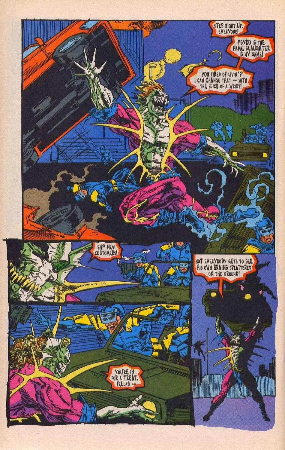 Read online Sleepwalker comic -  Issue #28 - 17