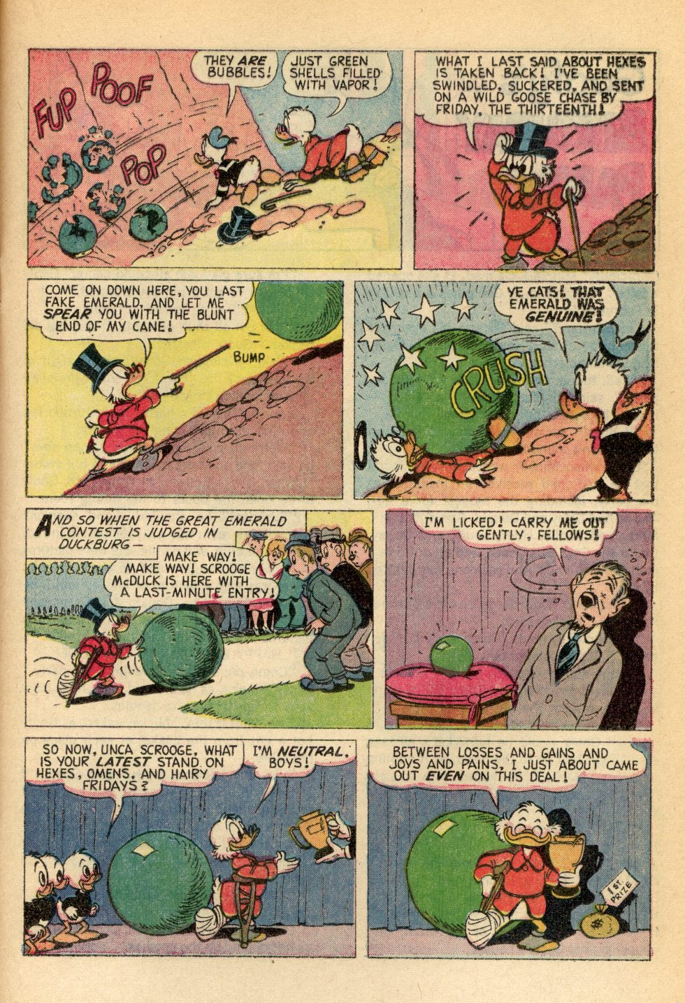 Read online Uncle Scrooge (1953) comic -  Issue #92 - 21