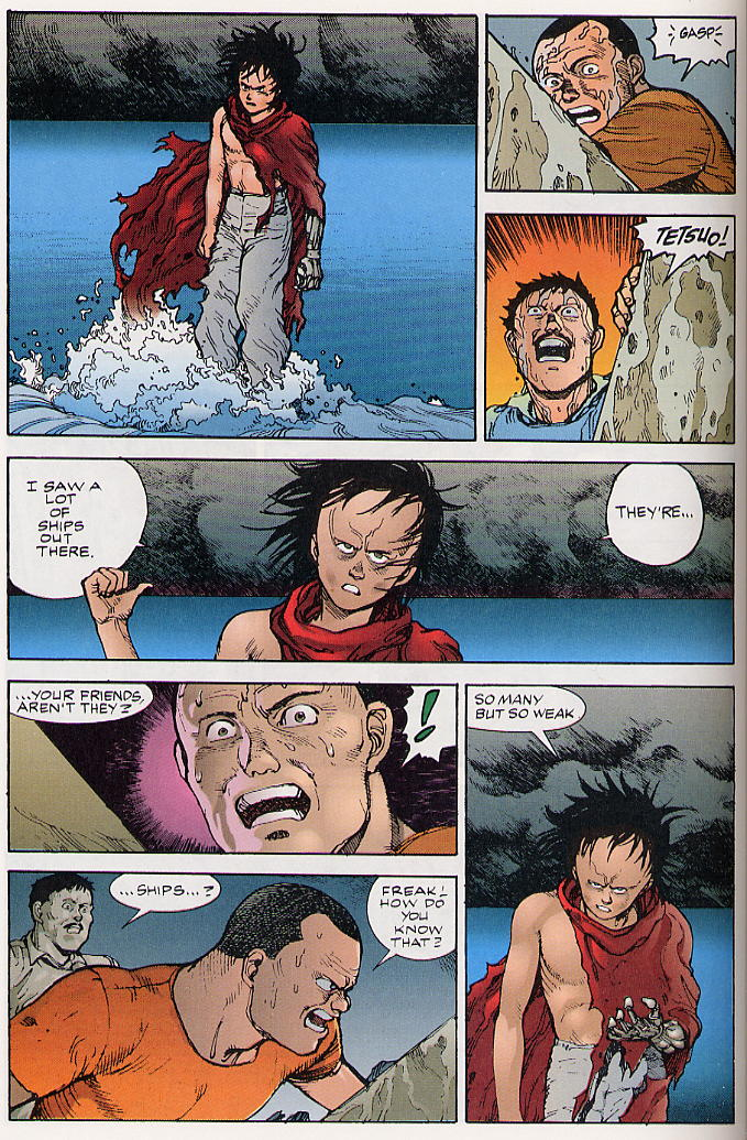 Read online Akira comic -  Issue #21 - 47